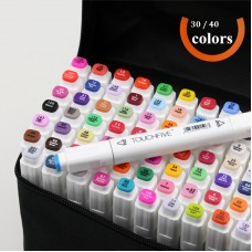 TouchFive Marker 30 Color Interior Design Set