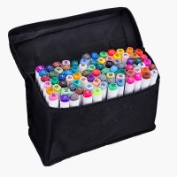 TouchNew Sketch Markers 60 Color Animation Design Set