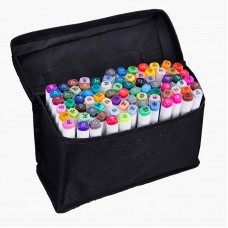 TouchNew Sketch Markers 60 Color Student Set